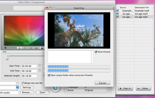 professional video editing software mac