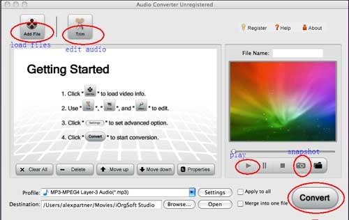mac audio converter
