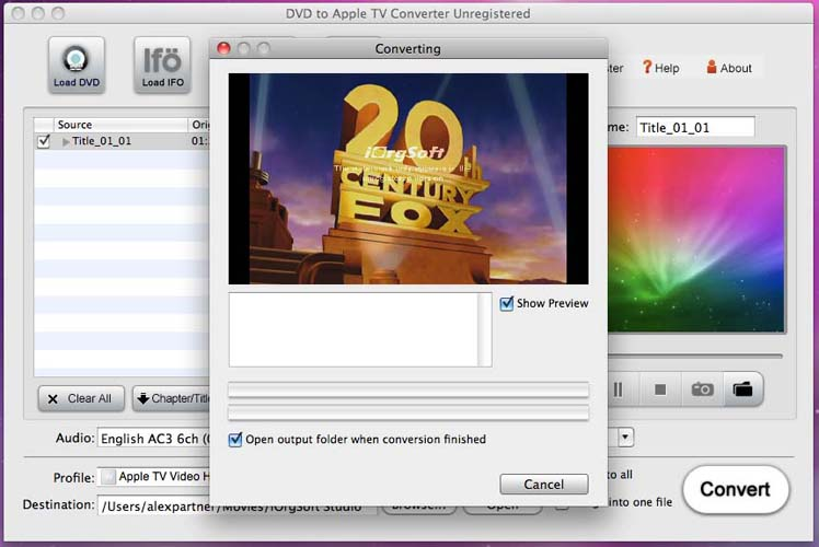 Convert To Apple Tv Mac