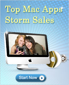 Top Mac Apps Storm Sales