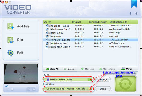 Video Converter Tutorial – how to use Mac video converter for best conversion