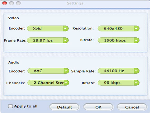 Convert DVD files by DVD Ripper—free download Mac DVD Ripper