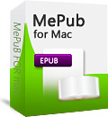 PDF to epub Converter Mac