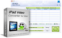 Video to iPad for Mac