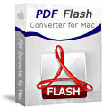 PDF to Flash Converter for Mac