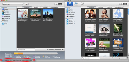transfer videos, music and photos from iPod/iPhone/iPad