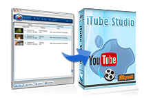 iTube Studio for Mac can download video from YouTube and other websites.