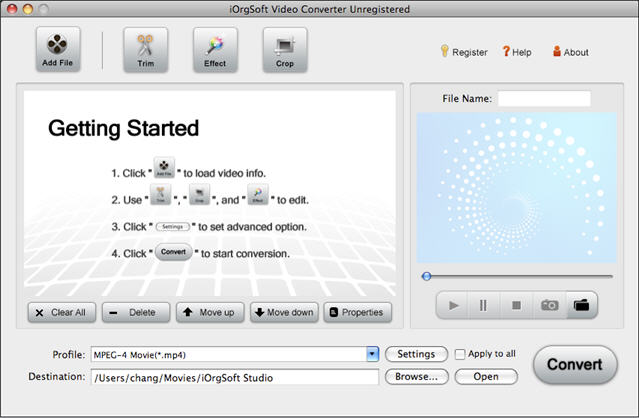 Video Converter for Mac 3.1.8